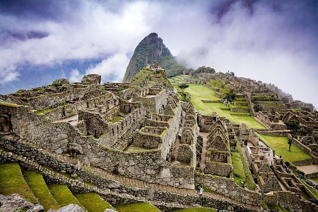 virtual trip to south america for homeschoolers - machu picchu